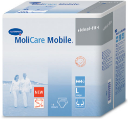 Molicare Mobile Jour Taille 4 / XL